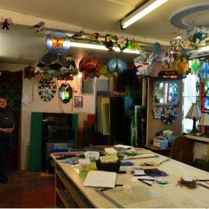 Gsy Glasscrfts studio 3